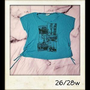 🌌 Paris London Rome New York Shirt